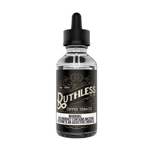Coffee Tobacco - Ruthless Tobacco 60ml - Luxor Distro