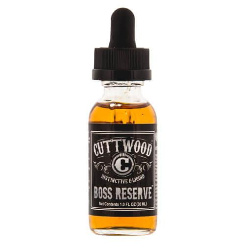 Boss Reserve - Cuttwood 30ml - Luxor Distro