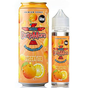Peachy Tea - Dripmore EJuice 60ml - Luxor Distro
