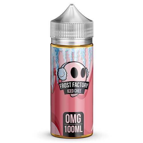 Iced Chee - Frost Factory 100ml - Luxor Distro