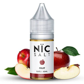 Fruit - Nic Salt GOST Vapor 30ml - Luxor Distro