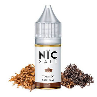 Tobacco - Nic Salt GOST Vapor 30ml - Luxor Distro