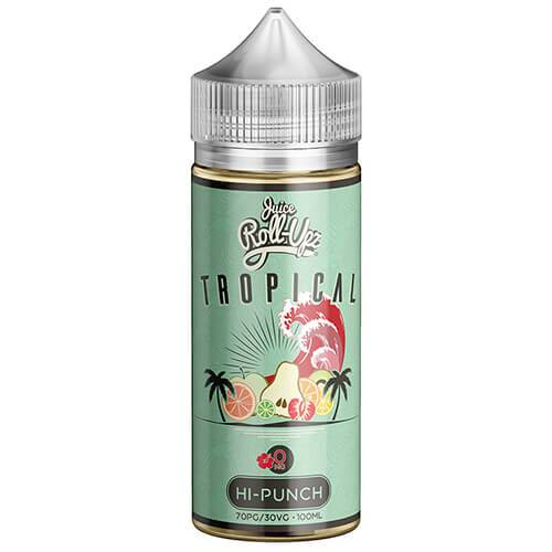 Hi-Punch - Juice Roll Upz Tropical Series 100ml - Luxor Distro