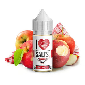 Juicy Apples - I Love Salts 30ml - Luxor Distro