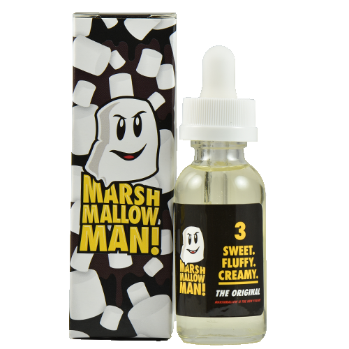 Marshmallow Man - Marina Vape 60ml - Luxor Distro