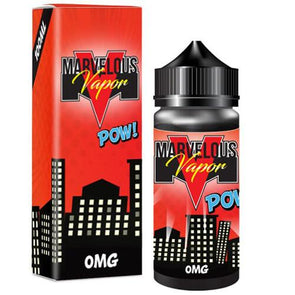POW! - Marvelous Vapor 100ml - Luxor Distro