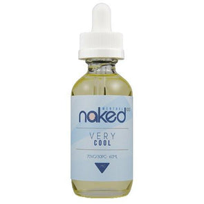 Very Cool - Naked 100 Menthol 60ml - Luxor Distro