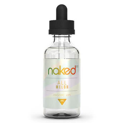 All Melon - Naked 100 60ml - Luxor Distro