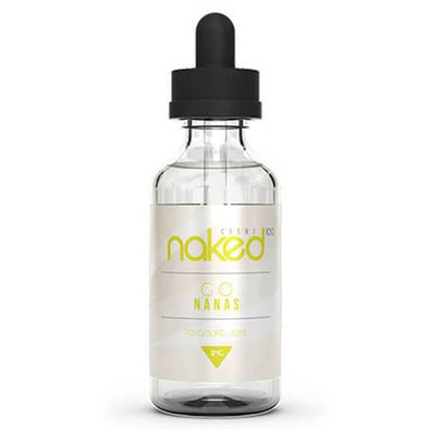 Go Nanas - Naked 100 Cream 60ml - Luxor Distro