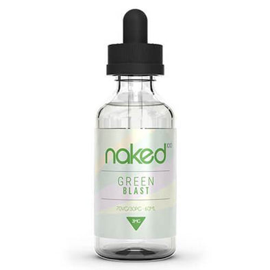 Green Blast - Naked 100 60ml - Luxor Distro