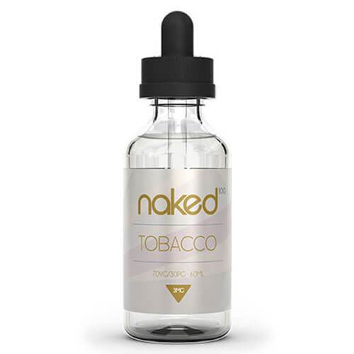 Cuban Blend - Naked 100 Tobacco 60ml - Luxor Distro
