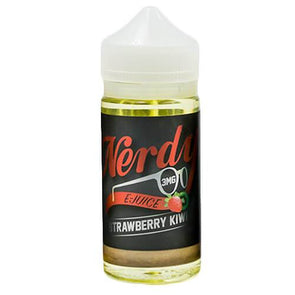 Strawberry Kiwi - Nerdy E-Juice 100ml - Luxor Distro