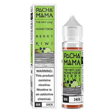 The Mint Leaf - Pachamama 60ml - Luxor Distro