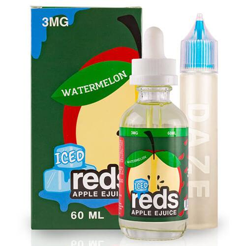 Red's Watermelon Iced - 7 Daze 60ml - Luxor Distro
