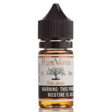 San Juan - Ripe Vapes Salt 30ml - Luxor Distro