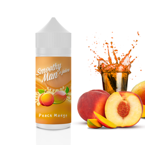Peach Mango - Smoothy Man 120ml - Luxor Distro