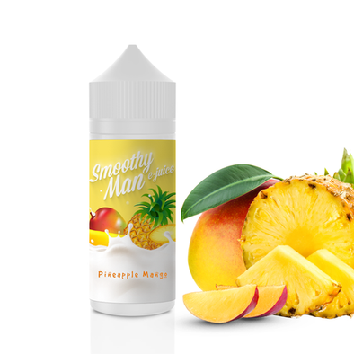 Pineapple Mango - Smoothy Man 120ml - Luxor Distro