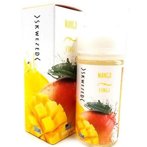 Mango - SKWEZED E-Juice 100ml - Luxor Distro