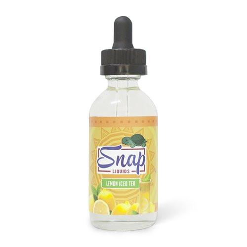 Lemon Iced Tea - Snap Liquids 60ml - Luxor Distro