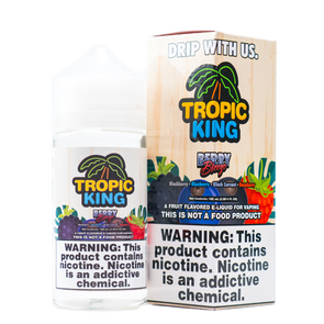 Berry Breeze - Tropic King 100ml - Luxor Distro