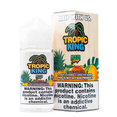 Maui Mango - Tropic King 100ml - Luxor Distro