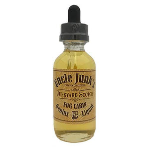Junkyard Scotch - Uncle Junk's 60ml - Luxor Distro
