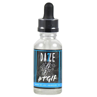 #TGIF - 7 Daze 120ml - Luxor Distro
