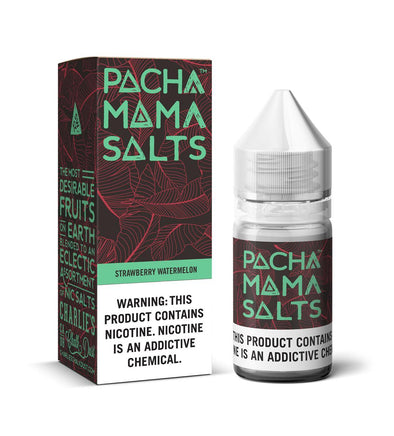 Strawberry Watermelon - Pachamama Salts 30ml - Luxor Distro