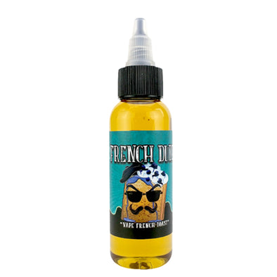 French Dude - Vape Breakfast Classics 60ml - Luxor Distro