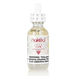 Lava Flow - Naked 100 Ice 60ml - Luxor Distro