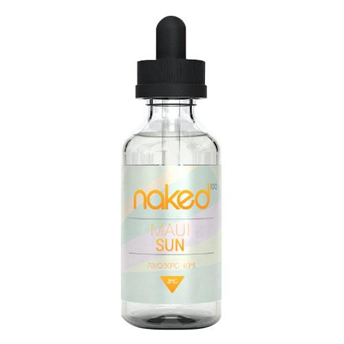 Maui Sun - Naked 100 60ml - Luxor Distro