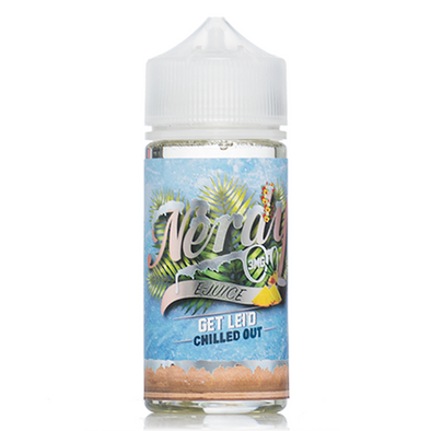 Get Lei'D Chilled Out - Nerdy E-Juice 100ml - Luxor Distro