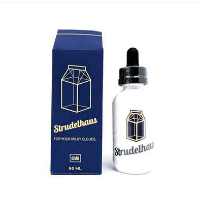 Strudelhaus -  The Milkman 60ml - Luxor Distro