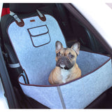 Housse de protection pour le transport -  - Lovely bouledogue