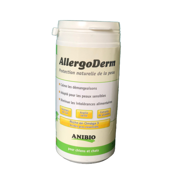 AllergoDerm (Allergies, démangeaisons, protection de la peau)