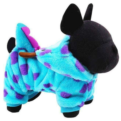 Costume de dragon -  - Lovely bouledogue