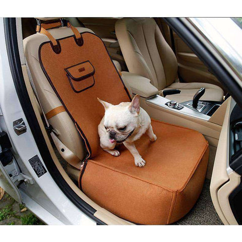 Image of Housse de protection pour le transport -  - Lovely bouledogue
