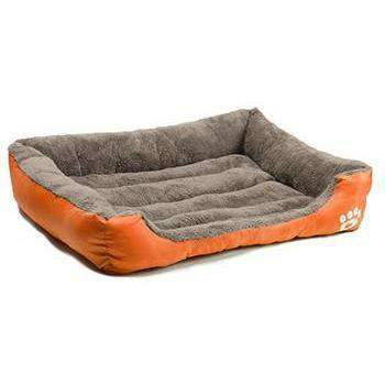 Image of Panier super moelleux - Orange / S - Lovely bouledogue