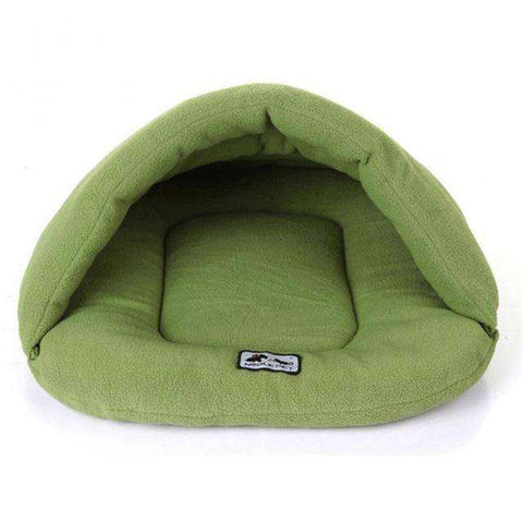 Image of Pantoufle géante - Vert / XS - Lovely bouledogue