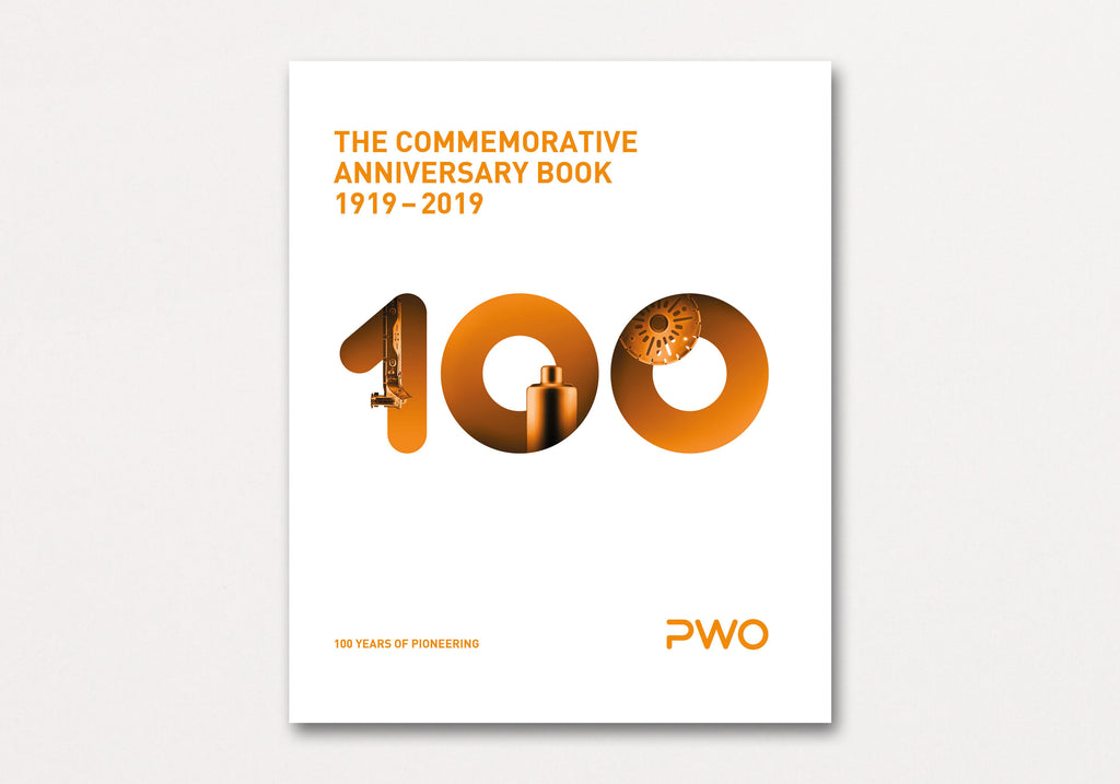 PWO The Commemorative Anniversary Book 1919-2019