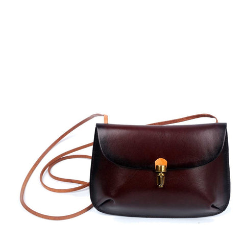 Ada Leather Crossbody - Ladies wishlist