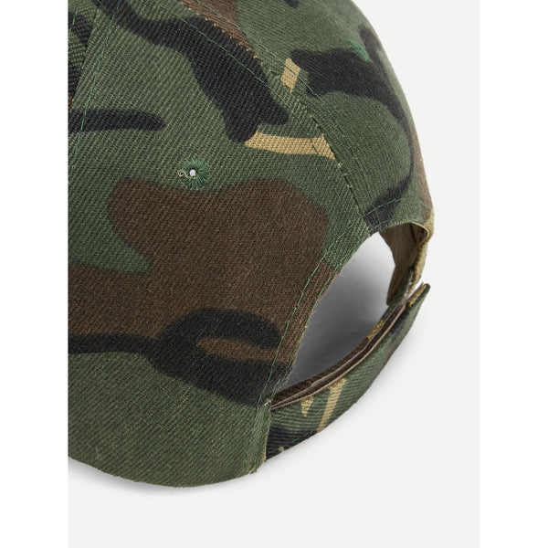 Camouflage Baseball Cap - Ladies wishlist