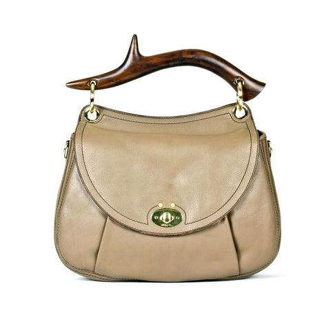 Antler Angie Crossbody in grey