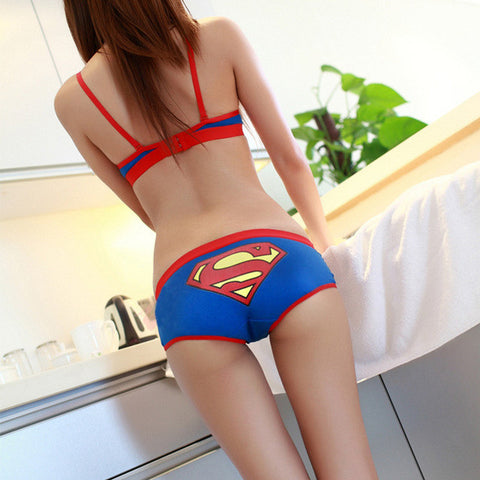 Cute Cartoon Underwear Soft Cotton Comfortable Panties - Ladies wishlist