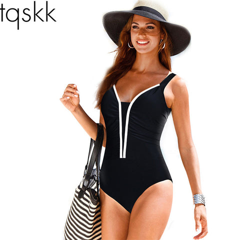 One-piece swimsuit from Monokini Swimsuit Collection