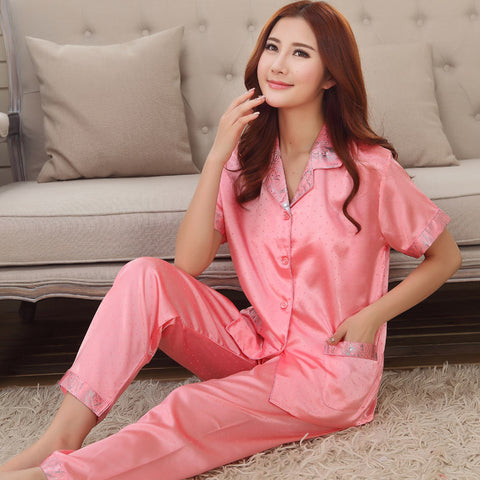 Chinese Satin Pajama - Ladies wishlist