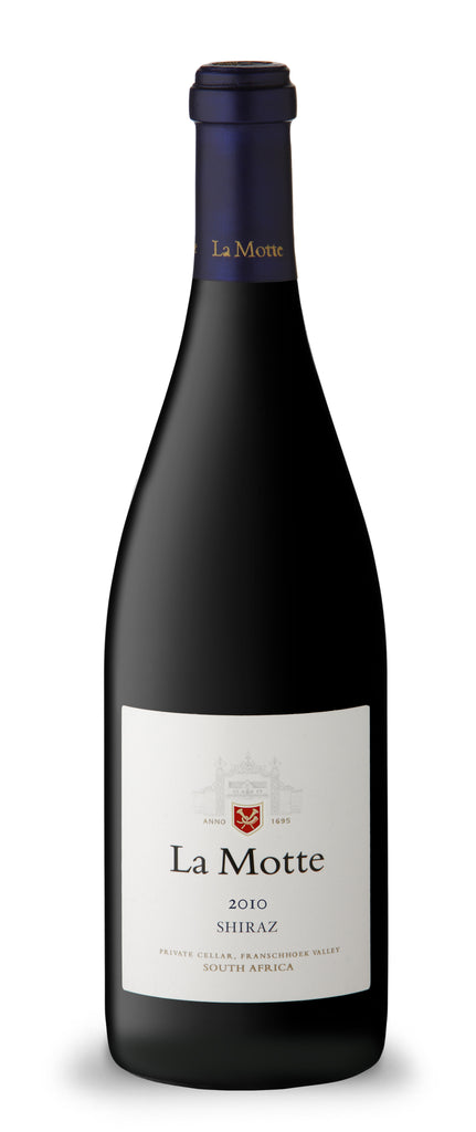 2010 La Motte Shiraz Released