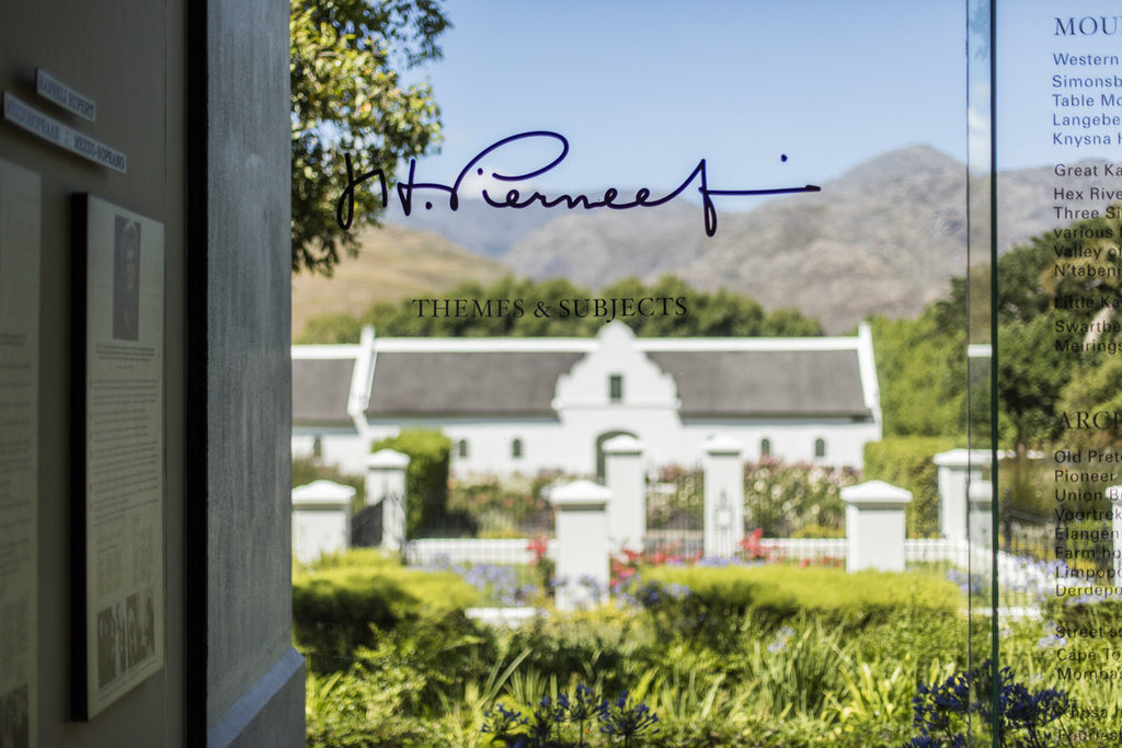 La Motte's Pierneef Experience – a special way of enjoying the finer things in life!