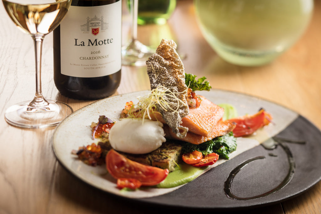 La Motte Chardonnay acknowledged for its Franschhoek finesse