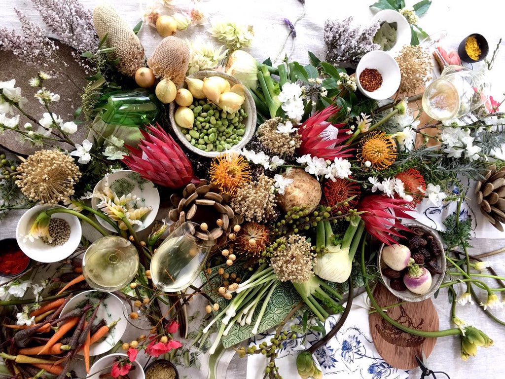 The Splendour of Spring - celebrate with fynbos-inspired Cape Winelands Cuisine